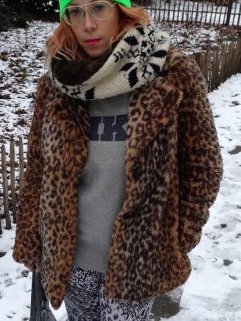 Jessie Van Osselt New York Style